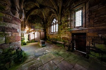 Jedburgh Abbey in Schotland von Steven Dijkshoorn