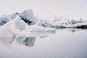Icebergs IX van