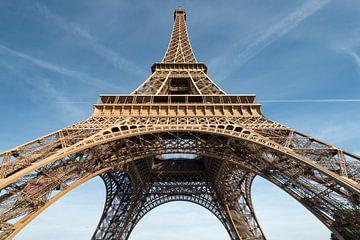 Paris, Eiffel toren van Lorena Cirstea