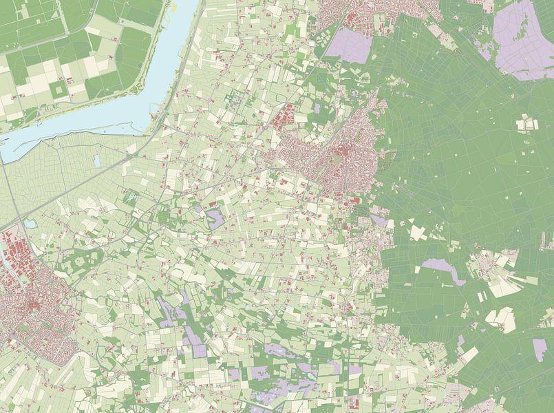 Kaart vanPutten