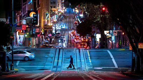 Avond in San Fransisco