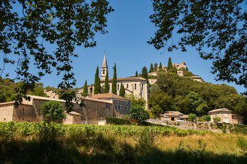 Frankrijk, La Roque-sur-Cèze van Ad Jekel