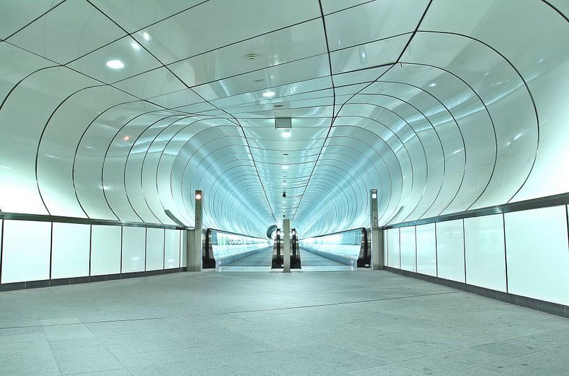 Iconic Tunnelvision van Marcel Moonen