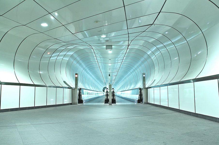 Iconic Tunnelvision van Marcel Moonen Visuals