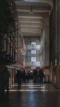 Alcatraz, San Francisco, USA von Joost Jongeneel