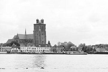Dordrecht in zwart-wit van Ineke Duijzer