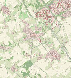 Kaart vanSimpelveld
