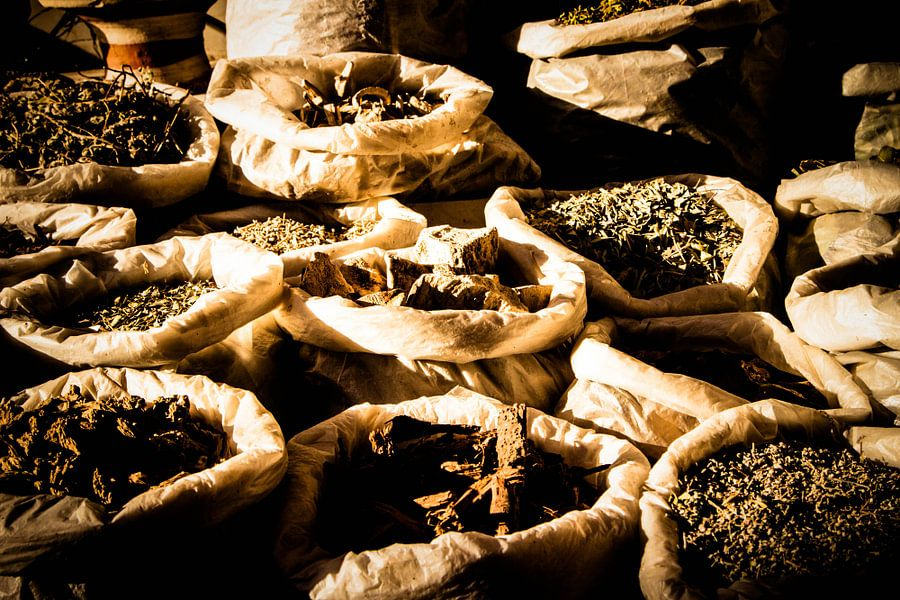 Kruiden uit Marokko