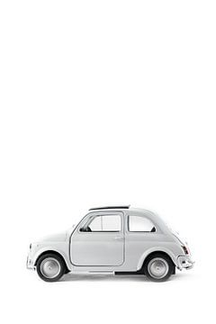 Stilleven auto met klein rood accent van Studio Windtkracht
