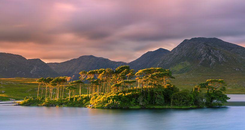 Derryclare Lough van Henk Meijer Photography