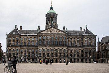 Königlicher Palast Amsterdam von By Odessa DC