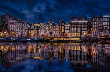 Amsterdam Singelgracht von Mario Calma