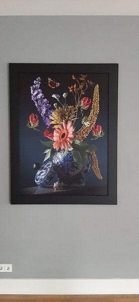 Klantfoto: Royal Flora (gezien bij vtwonen) van Sander Van Laar