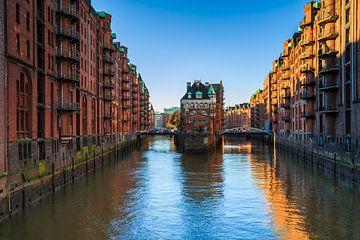 Hamburg Speicherstadt von Ursula Reins