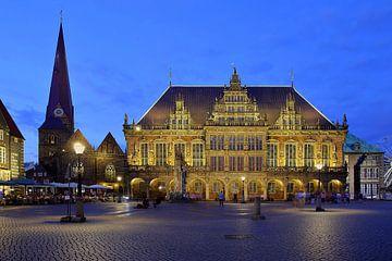 Rathausplatz Bremen