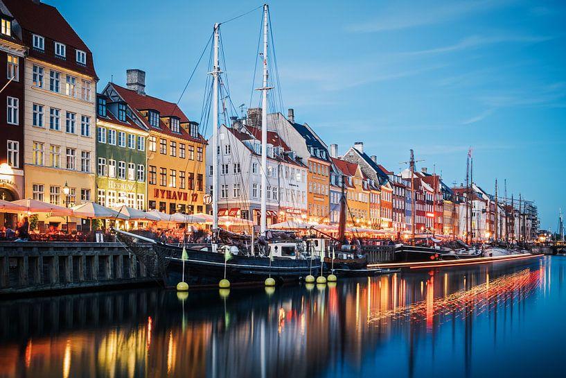 Copenhagen - Nyhavn van Alexander Voss
