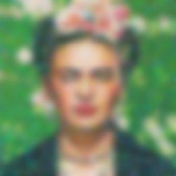 Frida Blur-Reihe von Nicole Habets