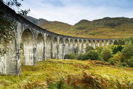Glenfinnan Viaduct von Frits Hendriks