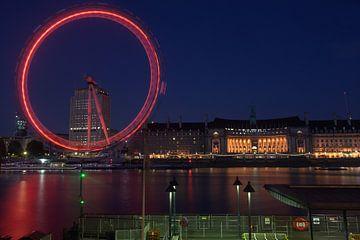 Londen Eye van Eric Verhoeven