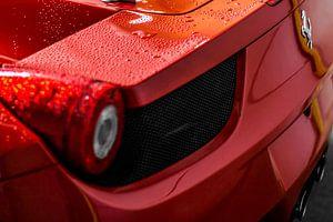 Ferrari 458 details