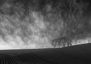 empty landscape von Henk Speksnijder