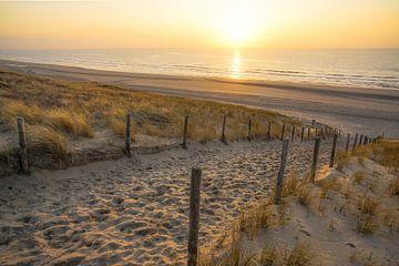 Strand, zee en zon sur Dirk van Egmond