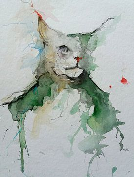 Catpower van Wim Riksen