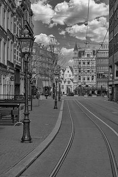 Utrechtsestraat in Amsterdam van Peter Bartelings Photography