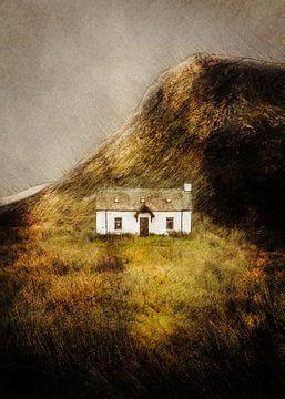 Schotland Glencoe landschap #Scotland van JBJart Justyna Jaszke