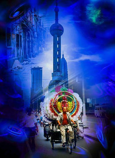 Shanghai 2 von Walter Zettl