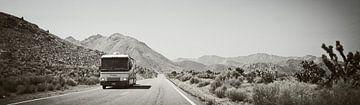 Roadtrip through the USA van Arjen van de Belt