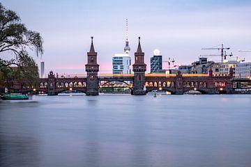 Oberbaumbrücke Berlin von Pierre Verhoeven