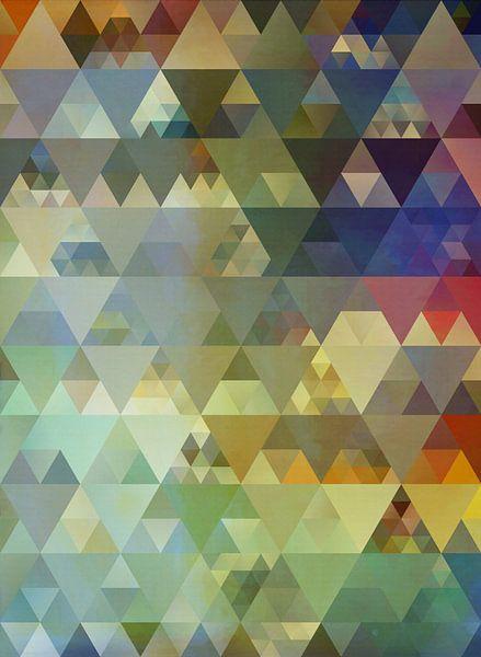 Composition abstraite 579 van Angel Estevez