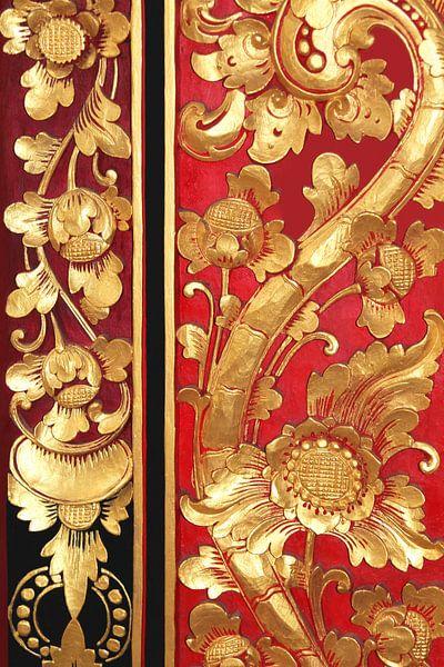 Paneeldeuren Bali van Inge Hogenbijl
