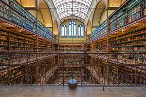 Bibliotheek Rijksmuseum Amsterdam