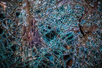 Zerbrochenes Glas von Marjolijn Maljaars