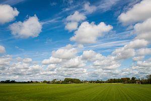 Eenigenburg, Noord-Hollands landschap