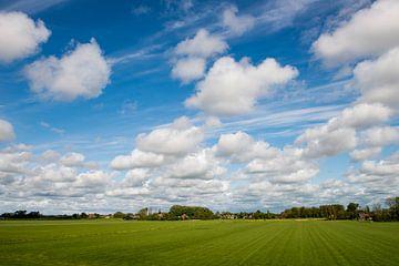 Eenigenburg, Noord-Hollands landschap van