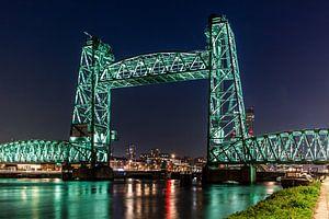 """Koningshavenbrug """"De Hef"""" Rotterdam"""