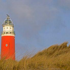Phare de Texel sur Barbara Brolsma