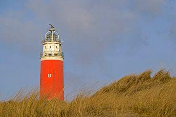 Leuchtturm Texel von Barbara Brolsma