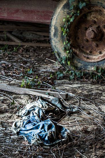 Spijkerbroek gevonden?! van Eveline Peters