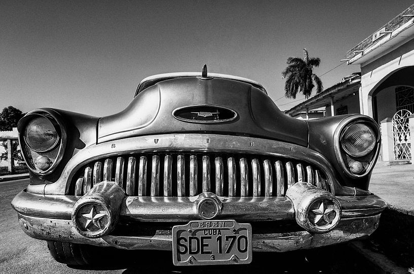 Cienfuegos - stoere grille van Theo Molenaar