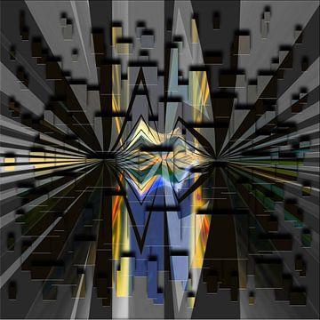 Lichte Momente - geometrische Linien und Formen von Christine Nöhmeier