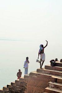 Varanasi, India van