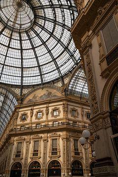 Galleria Vittorio Emanuele in Mailand von Elles van der Veen