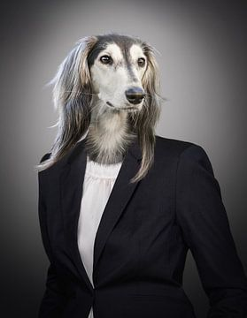 Hond in maatpak sur Sarah Richter