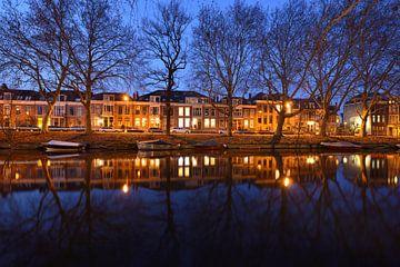 Weerdsingel Oostzijde in Utrecht tussen Hopakker en Bellamystraat sur Donker Utrecht