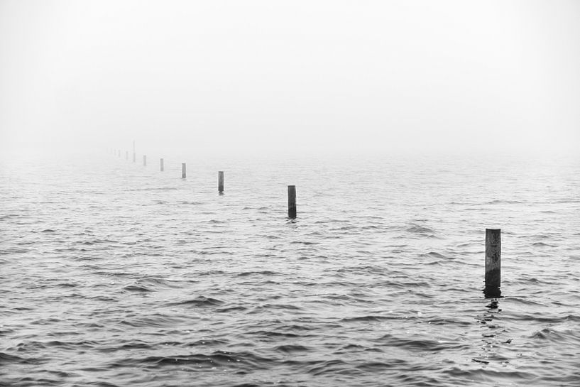 Valkenburgse meer. van Jordy Kortekaas