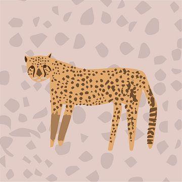 LEOPARD PRINT, luipaard print sur Laura Knüwer